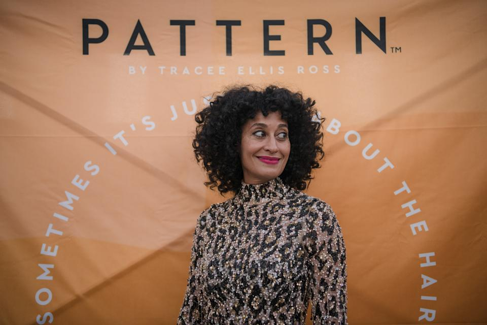 LOS ANGELES, CALIFORNIA - SEPTEMBER 08: Tracee Ellis Ross at the launch of Tracee Ellis Ross' Pattern Beauty on September 08, 2019 in Los Angeles, California. (Photo by Morgan Lieberman/Getty Images)