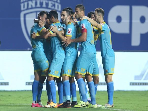 Liston Colaco's late goals power Hyderabad to victory over inconsistent NorthEast United (Photo/ ISL)