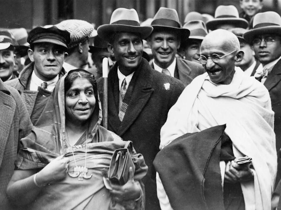 Freedom fighter, poet, politician Sarojini Naidu is also widely known as the Nightingale of India. She was a huge part of the Swaraj movement with Mahatma Gandhi and also become the president of the Indian National Congress for a while. Her goal was a united India regardless of colour, caste or creed.
