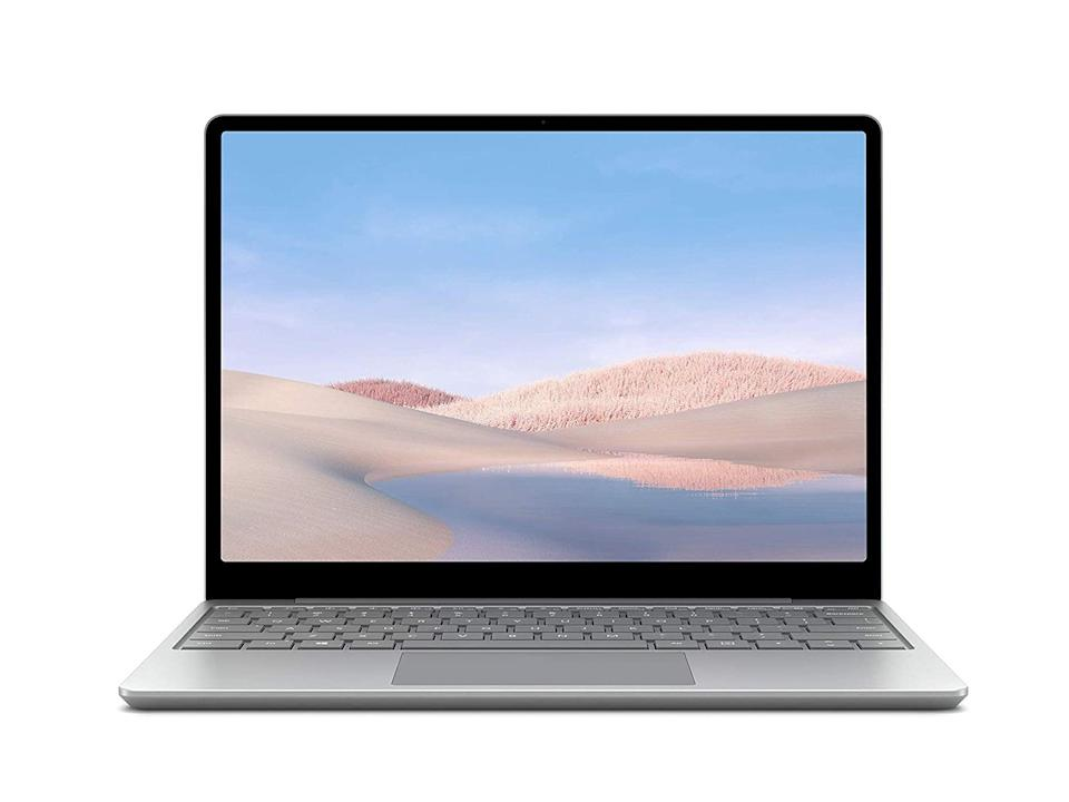 Microsoft Surface laptop go 12.4in: Was £699, now £579, Amazon.co.uk (Microsoft)