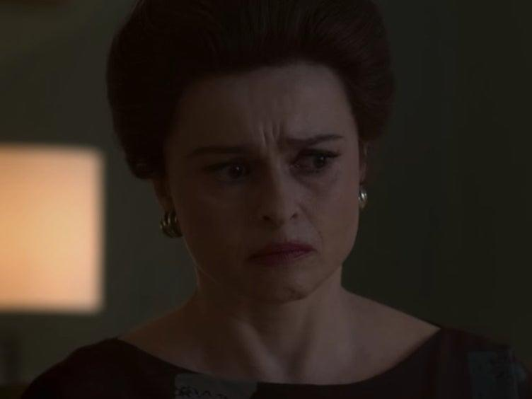 <p>Helena Bonham Carter as Princess Margaret in 'The Crown'</p>Netflix