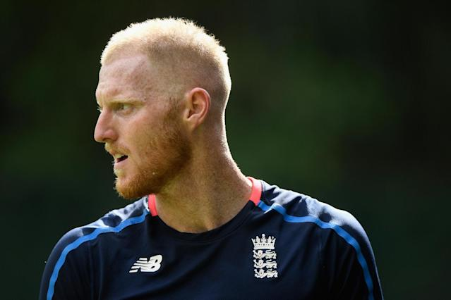 Fit and firing: Stokes is expected to play: Getty Images