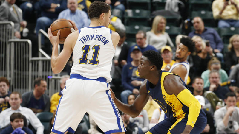 Would Warriors-Victor Oladipo trade with Pacers make much sense?