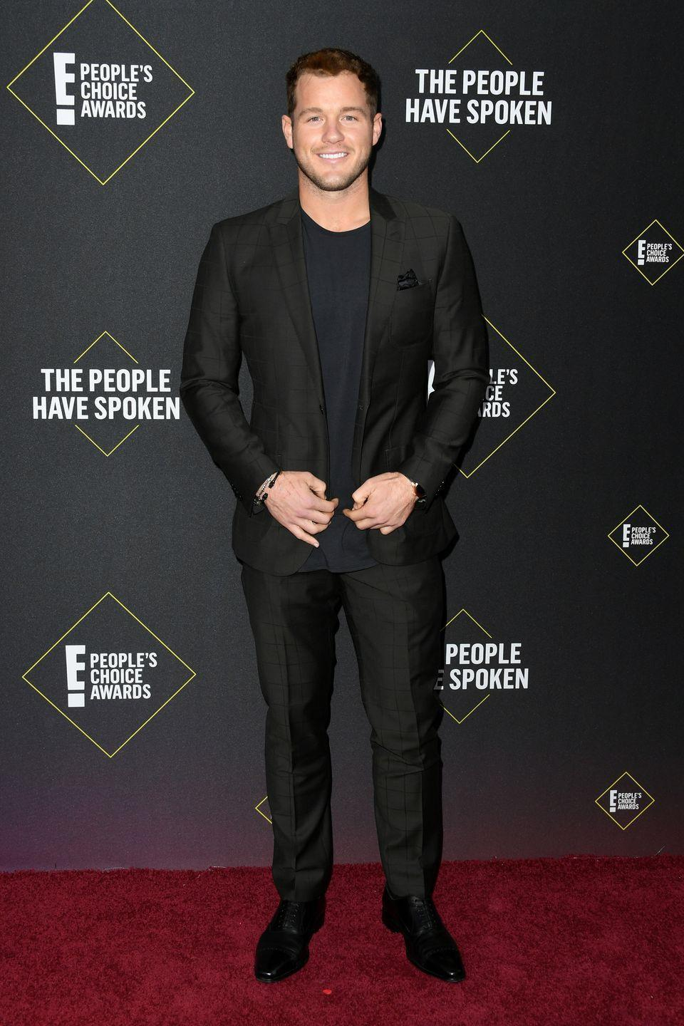 """<p>The former <em>Bachelor</em> and NFL athlete isn't exactly new to fitness—but he is new to adapting it to be more functional, rather than about muscle definition. """"I played football all of my life and my main goal in football was to get big and bulky,"""" he told <em><a href=""""https://www.menshealth.com/fitness/a31135794/colton-underwood-bachelor-workout/"""" rel=""""nofollow noopener"""" target=""""_blank"""" data-ylk=""""slk:Men's Health"""" class=""""link rapid-noclick-resp"""">Men's Health</a></em>. """"Now that I'm not playing anymore, my main exercise goals [are] to lean out and be functional.""""</p><p><a class=""""link rapid-noclick-resp"""" href=""""https://www.youtube.com/watch?v=WVcABZbK8L8"""" rel=""""nofollow noopener"""" target=""""_blank"""" data-ylk=""""slk:Watch here"""">Watch here</a></p>"""