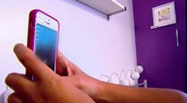 The sexting trend has now reached children as young as 10.