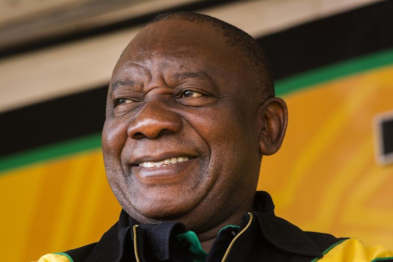 South African Lawmakers Elect Ramaphosa as Nation's President