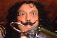 """<p>Den Watts was dirty by name, and by nature, it emerged in 2004, when a newspaper published photographs of actor Leslie Grantham wearing a Captain Hook outfit and exposing himself online via a webcam in his BBC dressing room while working on 'EastEnders'. """"I let my friends and family down and it was a tawdry event,"""" he said. His character was killed off just a few months later.</p>"""