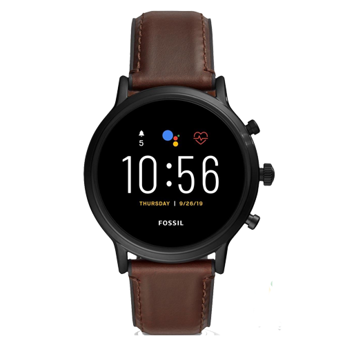 "<p><a class=""link rapid-noclick-resp"" href=""https://go.redirectingat.com?id=127X1599956&url=https%3A%2F%2Fwww.fossil.com%2Fen-gb%2Fproducts%2Fgen-5-smartwatch-the-carlyle-hr-dark-brown-leather-%2FFTW4026.html&sref=https%3A%2F%2Fwww.esquire.com%2Fuk%2Fwatches%2Fg9762%2Fbest-smartwatches%2F"" rel=""nofollow noopener"" target=""_blank"" data-ylk=""slk:SHOP"">SHOP</a></p><p><strong>Best for: </strong>Keeping it classic</p><p>Few smartwatches can double up as smart-casual material. Fossil however, has managed to kill two ticks with one watch: the Gen 5 Smartwatch.<br></p><p>Based upon versatile brown leather, this watch offers all the mod cons you'd expect, but gets more flexible still thanks to an interchangeable strap mechanism.</p><p>Gen 5 Smartwatch, £279, <a href=""https://go.redirectingat.com?id=127X1599956&url=https%3A%2F%2Fwww.fossil.com%2Fen-gb%2Fproducts%2Fgen-5-smartwatch-the-carlyle-hr-dark-brown-leather-%2FFTW4026.html&sref=https%3A%2F%2Fwww.esquire.com%2Fuk%2Fwatches%2Fg9762%2Fbest-smartwatches%2F"" rel=""nofollow noopener"" target=""_blank"" data-ylk=""slk:fossil.com"" class=""link rapid-noclick-resp"">fossil.com</a></p>"