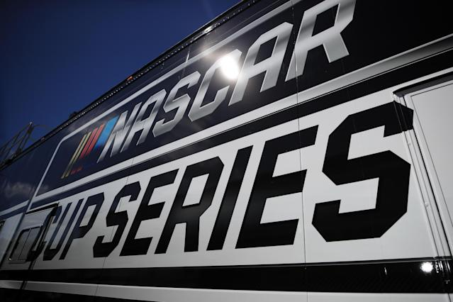 NASCAR is cutting employee salaries across the board. (Photo by Chris Graythen/Getty Images)
