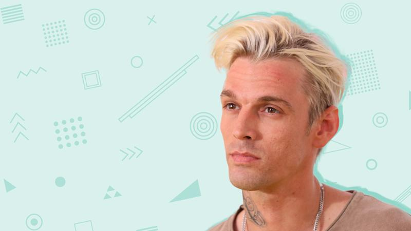 Aaron Carter Reveals He Has Multiple Personality Disorder, Schizophrenia, and Bipolar Disorder on 'The Doctors'