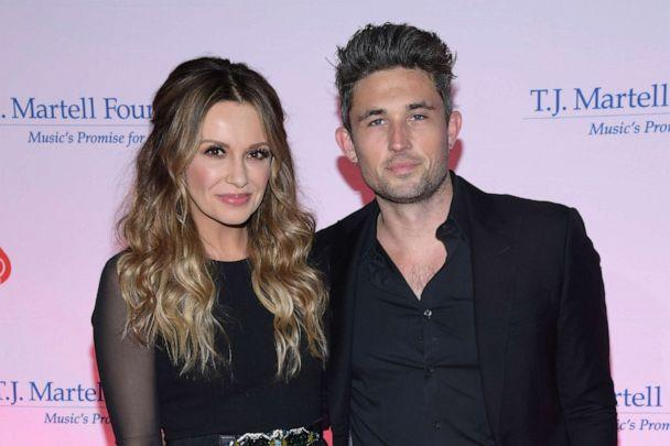 PHOTO: Carly Pearce and Michael Ray attend the 12th Annual T.J. Martell Foundation Nashville Gala on Feb. 24, 2020 in Nashville, Tenn. (Jason Kempin/Getty Images, FILE)