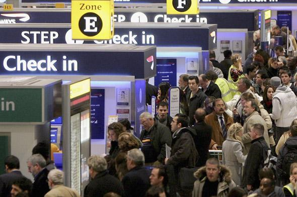 Brits face disruption as flights to Greece cancelled