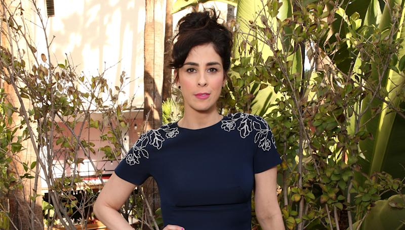 Sarah Silverman Has a Hilariously Well-Reasoned Explanation for the Type of Porn She's Into