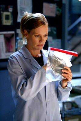"""Marg Helgenberger as Catherine Willows CBS' """"CSI: Crime Scene Investigation"""" <a href=""""/baselineshow/4663366"""">CSI: Crime Scene Investigation</a>"""