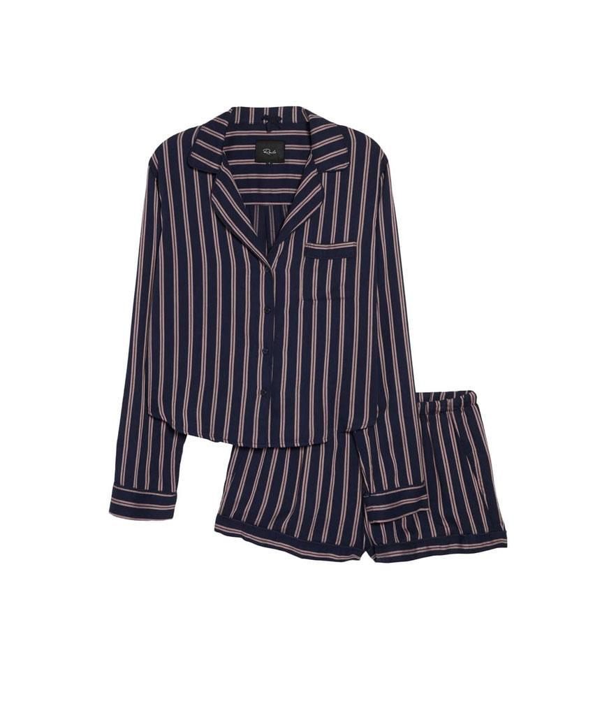"<p>There's nothing that a woman loves more than relaxing at home. This striped PJ set is not only comfortable and soft, but the striped design is timeless and chic. Plus, it's on sale! <br><a rel=""nofollow noopener"" href=""https://fave.co/2W3eUHQ"" target=""_blank"" data-ylk=""slk:Shop it:"" class=""link rapid-noclick-resp""><strong>Shop it:</strong> </a>$94.80 (was $158), <a rel=""nofollow noopener"" href=""https://fave.co/2W3eUHQ"" target=""_blank"" data-ylk=""slk:nordstrom.com"" class=""link rapid-noclick-resp"">nordstrom.com</a> </p>"