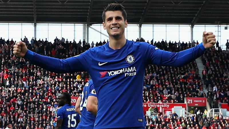 Chelsea striker Alvaro Morata thankful for Real Madrid manager Zinedine Zidane