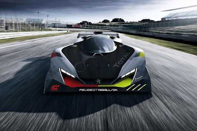Peugeot and Rebellion join forces over WEC hypercar