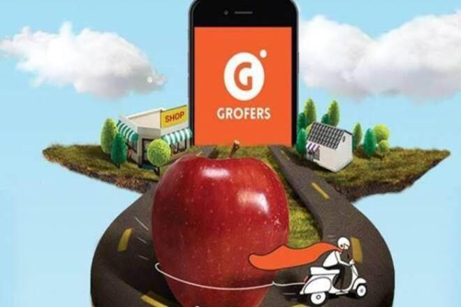Grofers raises 0 million from SoftBank and others; valuation of online supermarket pegged at 0 million