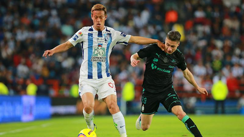 Pachuca making late playoff push after miserable start