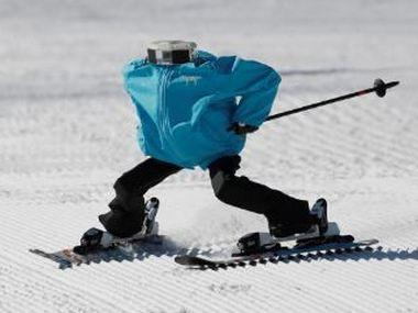Ski Robot Challenge sees eight robotic teams participate on the sidelines of Pyeongchang Winter Olympics 2018