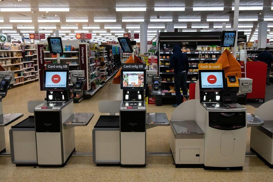 """<p>Around the turn of the millennium, self-checkout services rose to prominence. Today there are roughly <a href=""""https://www.bbc.com/future/article/20170509-the-unpopular-rise-of-self-checkouts-and-how-to-fix-them"""" rel=""""nofollow noopener"""" target=""""_blank"""" data-ylk=""""slk:325,000 stores"""" class=""""link rapid-noclick-resp"""">325,000 stores</a> that offer the option of self-checkout.</p>"""