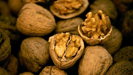 """<div class=""""caption-credit""""> Photo by: Mar Portal del Pozo</div><div class=""""caption-title""""></div><b>Walnuts</b> <br> Few foods are better for your brain than walnuts. They're a great source of serotonin, a neurotransmitter that curbs your appetite, as well as vitamin E, magnesium, folate, protein, and fiber. Walnuts boast more heart-healthy omega-3 fats than salmon, making them a good antidote to seasonal depression. This wonder nut is also packed with anti-inflammatory polyphenols. Many of the compounds in walnuts, such as vitamin B5 and folic acid, can be destroyed by heat, so it's best to eat them raw. If you find them too bitter to eat whole, use them in place of pine nuts in your pesto or grind them up and sprinkle them over cooked vegetables. <p>   <b><a rel=""""nofollow"""" href=""""http://wp.me/p1rIBL-1wk"""">Make Your Own Drying Food At Home</a></b><a rel=""""nofollow"""" href=""""http://wp.me/p1rIBL-1wk""""><br></a> </p>"""