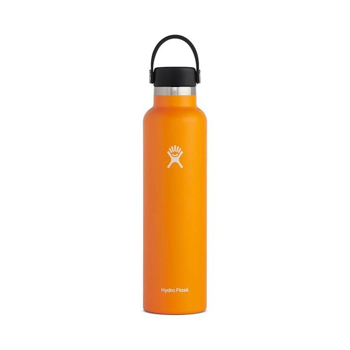"""<p><strong>Hydro Flask</strong></p><p>amazon.com</p><p><strong>$31.60</strong></p><p><a href=""""https://www.amazon.com/dp/B01KXHH62Y?tag=syn-yahoo-20&ascsubtag=%5Bartid%7C10051.g.23654253%5Bsrc%7Cyahoo-us"""" rel=""""nofollow noopener"""" target=""""_blank"""" data-ylk=""""slk:Shop Now"""" class=""""link rapid-noclick-resp"""">Shop Now</a></p><p>Whether they're a 14-year-old obsessed with TikTok or a middle aged grump who loves the outdoors, Hydro Flasks are a no-brainer gift. </p>"""