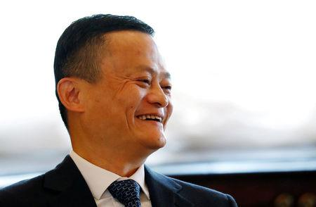 Alibaba's Jack Ma in Thailand to unveil EEC plan