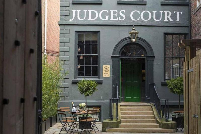Judges Court is perfectly positioned for exploring York