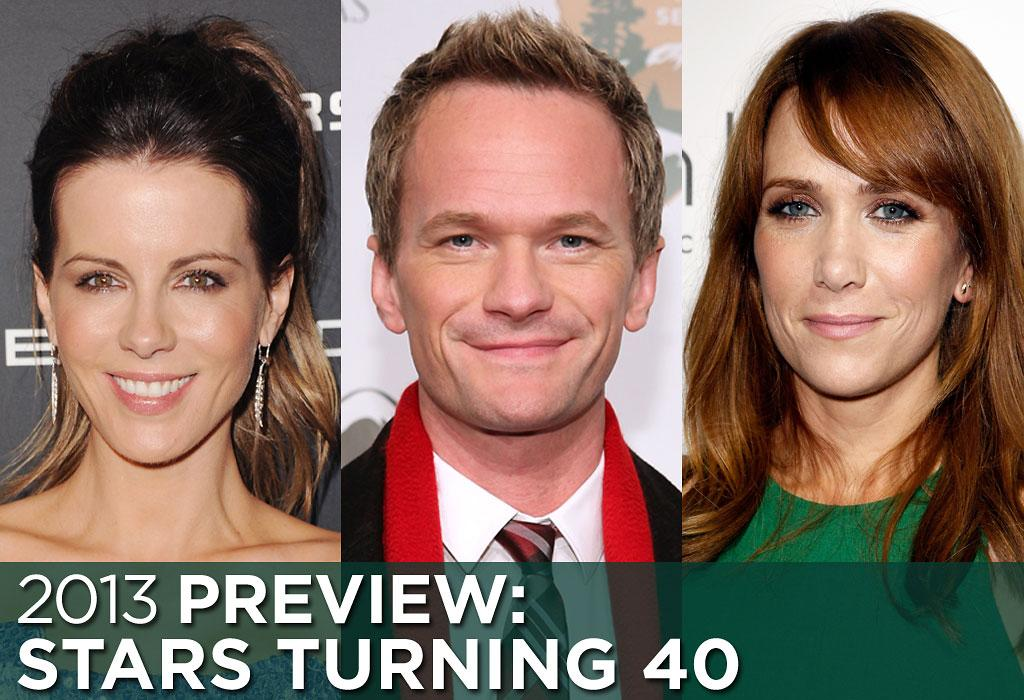 "Kate Beckinsale, for instance, is among a string of reliable marquee action heroines, Kristen Wiig has made that ""SNL""-to-screen transition with triumph, and Neil Patrick Harris has grown up to be the favored all-around guy who can play his own supersized, foul-mouthed, hetero-scoundrel alternate ego. And just because we get a little sentimental around birthdays, we're recognizing lesser luminaries in gratitude for delivering memorable Gen-X onscreen moments."