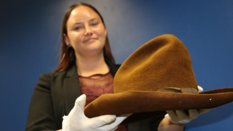 Calgary Stampede drops $1,700 US on eBay for historic cowboy's hat