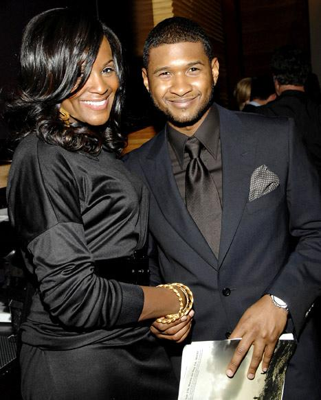 Usher's Ex-Wife Tameka Foster: I'm Not a Gold Digger!