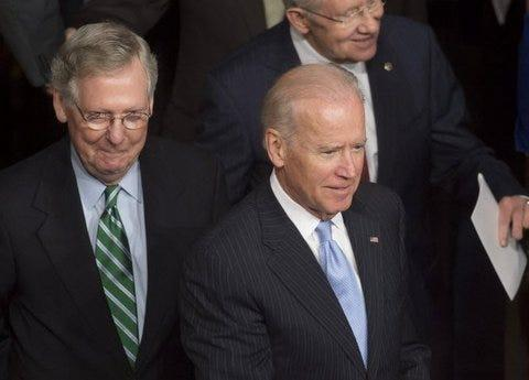 President-elect Joe Biden brings to the White House four decades of experience and friendships in the Senate – including with Majority Leader Mitch McConnell.