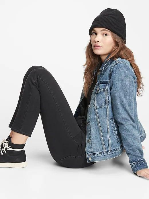 <p>This <span>Gap Icon Denim Jacket With Washwell</span> ($70) is as classic as it gets.</p>