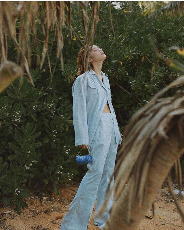 """<p>Ready-to-wear designer Simonett Pereira creates sustainable pieces with fluidity in mind. Please take this matching blue suit as an example. Browse this website and you'll find amazing knitwear, re-worked blouses, unique patterns, and silhouettes.</p><p><a class=""""link rapid-noclick-resp"""" href=""""https://simonett.us/collections/all"""" rel=""""nofollow noopener"""" target=""""_blank"""" data-ylk=""""slk:SHOP NOW"""">SHOP NOW</a></p><p><a href=""""https://www.instagram.com/p/CCWW1wgB0qF/"""" rel=""""nofollow noopener"""" target=""""_blank"""" data-ylk=""""slk:See the original post on Instagram"""" class=""""link rapid-noclick-resp"""">See the original post on Instagram</a></p>"""