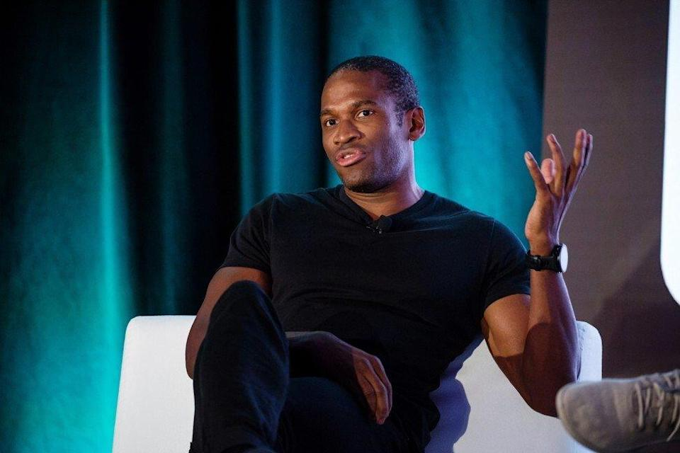 Arthur Hayes, former chief executive officer of BitMEX. Photo: Bloomberg