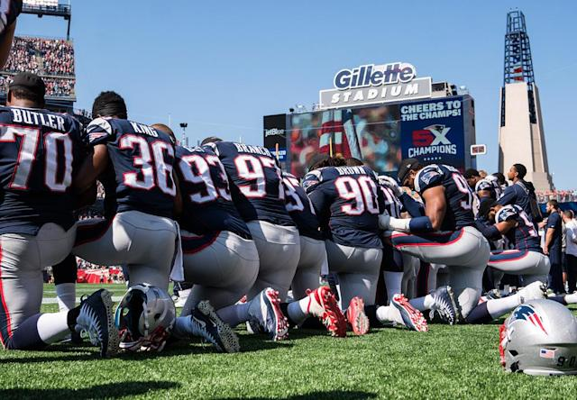 <p>New England Patriots</p>