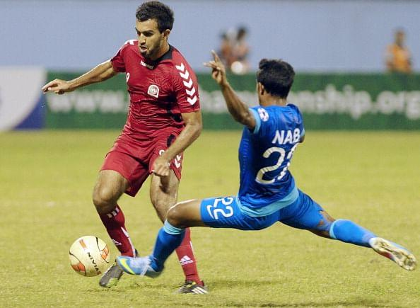 India lost 2-0 to Afghanistan in the SAFF 2013 final.