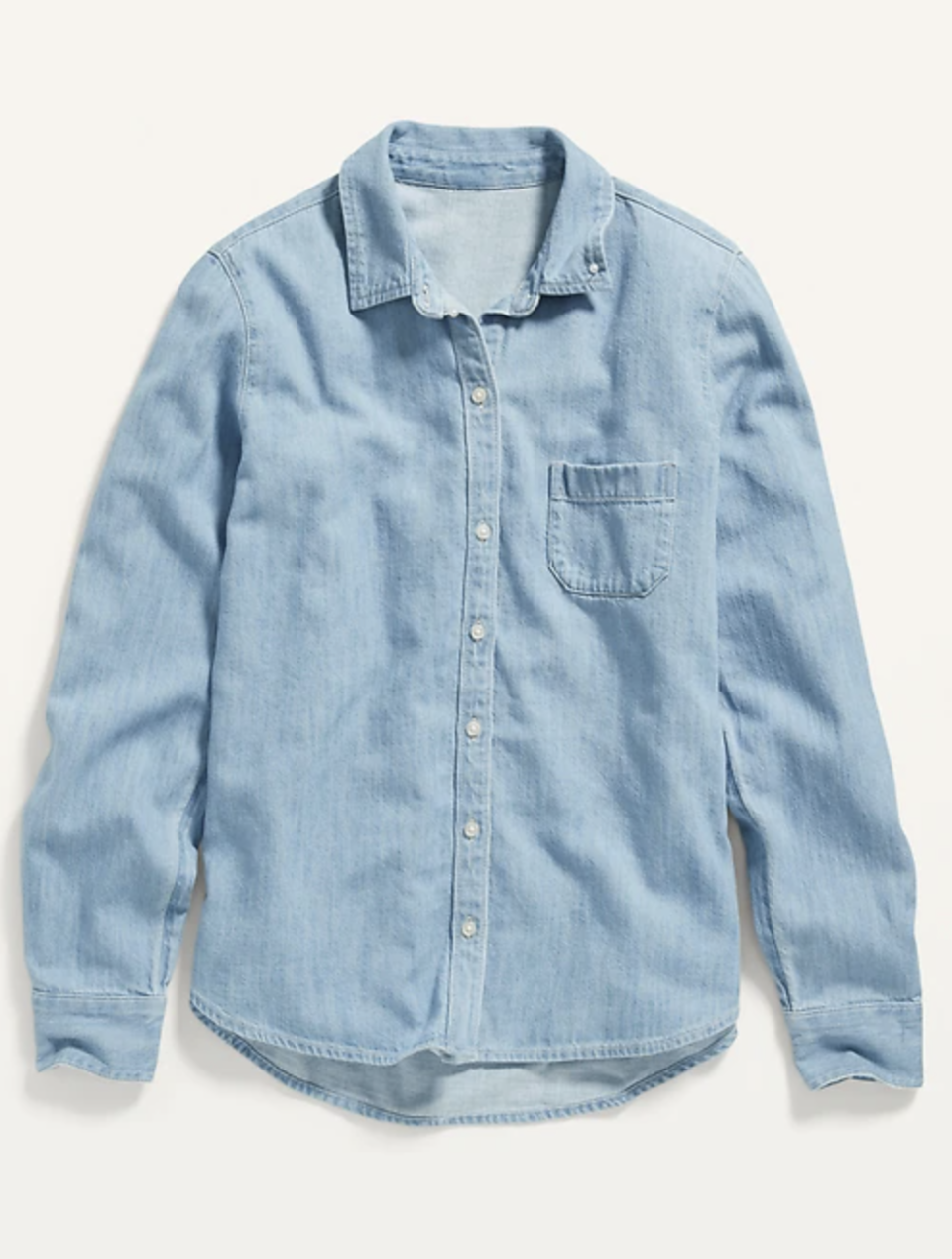 Classic Jean Shirt for Women - Old Navy.