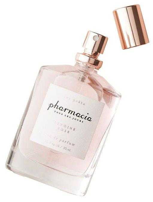 """<p>Giving the gift of scent is a truly personal affair. After all, every time someone spritzes her new perfume, she'll think of the person who gave it to her. This holiday season, gift the special women in your life a scent meant just for them with Pharmacia Eau De Parfum. Choose from four scents including Fleur D'Oranger, which comes with notes of orange blossom, rose, and warm woods, Pivoine Rose, which is a mix of ripe pear, peonies, and golden musk, Miel Ambre, a warm mix of peach blossom, honey, and sueded amber, and Vanilla Dore, a delicious mix of warm almond and clove.</p> <p><strong>To buy:</strong> $24; <a href=""""https://click.linksynergy.com/deeplink?id=93xLBvPhAeE&mid=39789&murl=https%3A%2F%2Fwww.anthropologie.com%2Fshop%2Fpharmacia-eau-de-parfum%3Fcategory%3Dgifts-top-rated%26color%3D066&u1=RS%2CGiftIdeasforWomen%2Cdarganb%2CGIF%2CIMA%2C630086%2C201909%2CI"""" target=""""_blank"""">anthropologie.com</a>.</p>"""