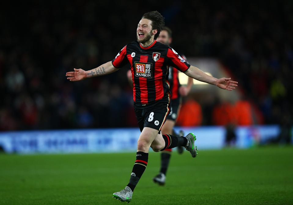 """<a class=""""link rapid-noclick-resp"""" href=""""/football/harry-arter.html"""" data-ylk=""""slk:Harry Arter"""">Harry Arter</a> is to reject a move to Cardiff"""