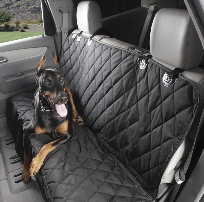4Knines Rear Seat Cover (Photo: Walmart)