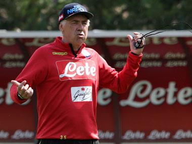 Serie A: Coaching shuffle gives Carlo Ancelotti's Napoli hope of toppling Juventus and ending 30-year title wait