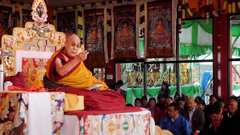 China Gives My Spiritual Visits a Political Colour: Dalai Lama
