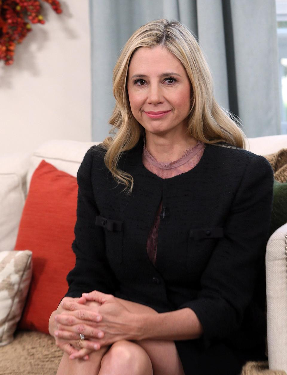 Mira Sorvino has accused Harvey Weinstein of sexual harassment. (Photo: Getty Images)