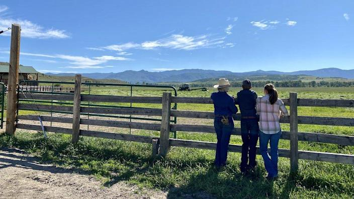 Three generations of ranchers in Steamboat Springs