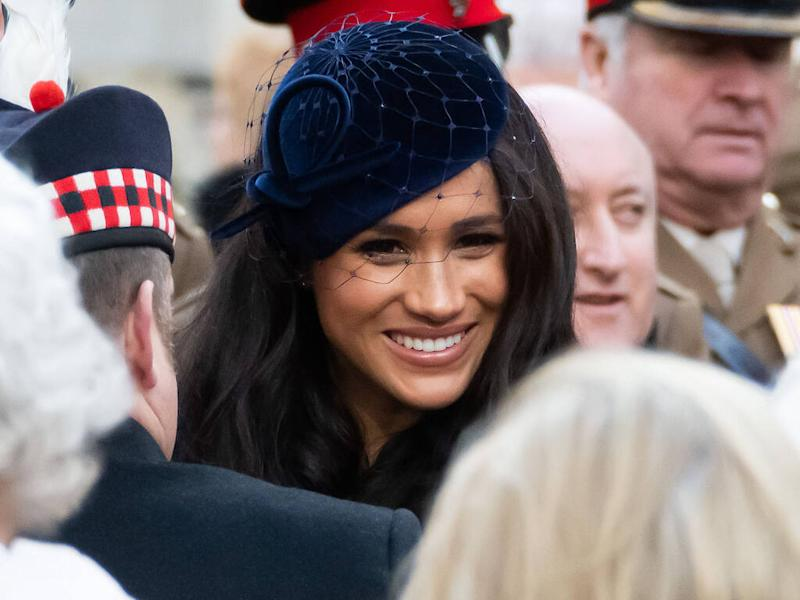 Meghan, Duchess of Sussex signs voiceover deal with Disney