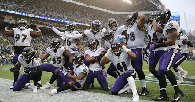 Unexpected heroes fueling a defensive turnaround for the Ravens