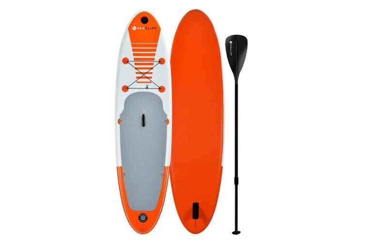 SeaCliff 10ft Stand Up Inflatable Paddle Board, $359