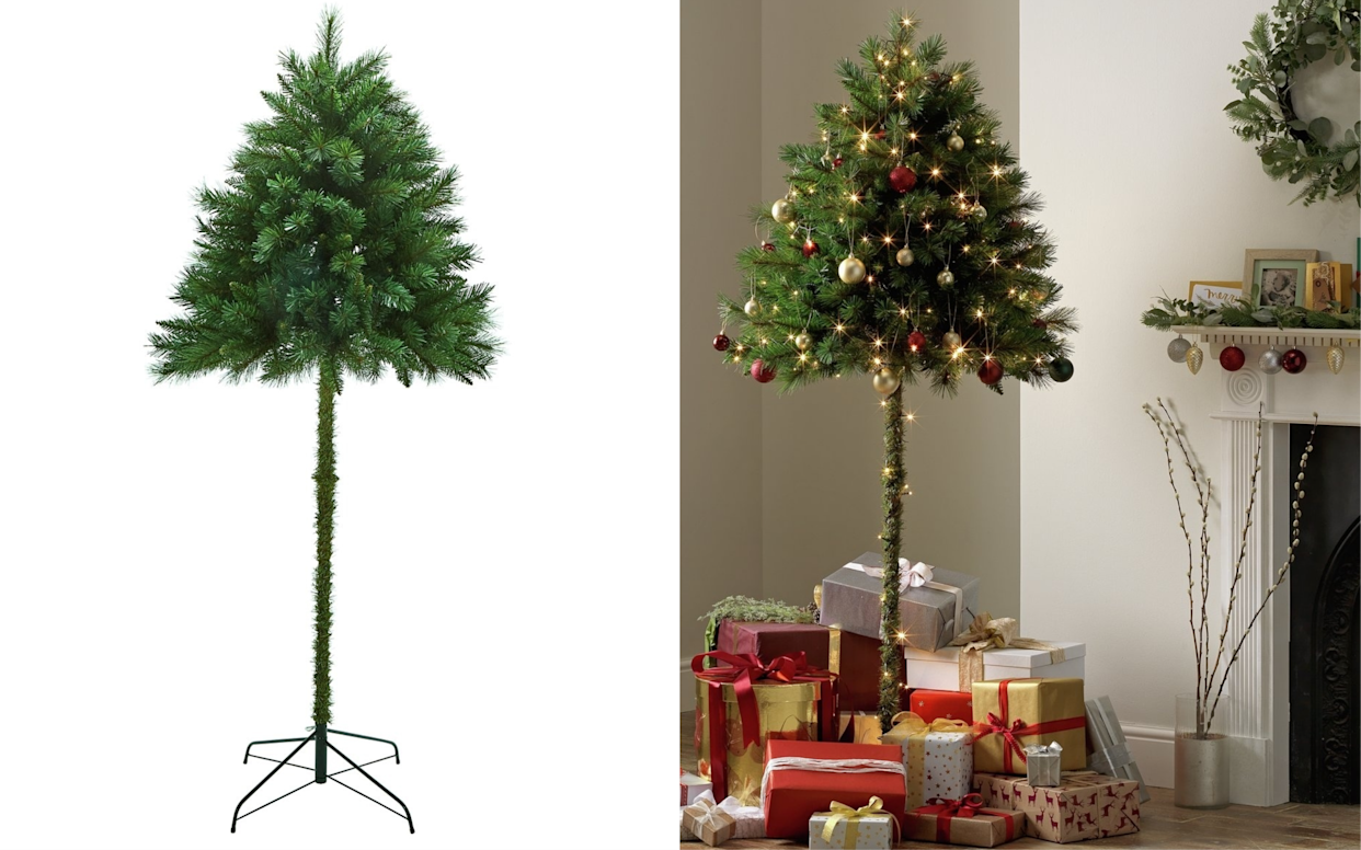 new product 953d0 d9cc5 Argos launches parasol Christmas trees for cats and children